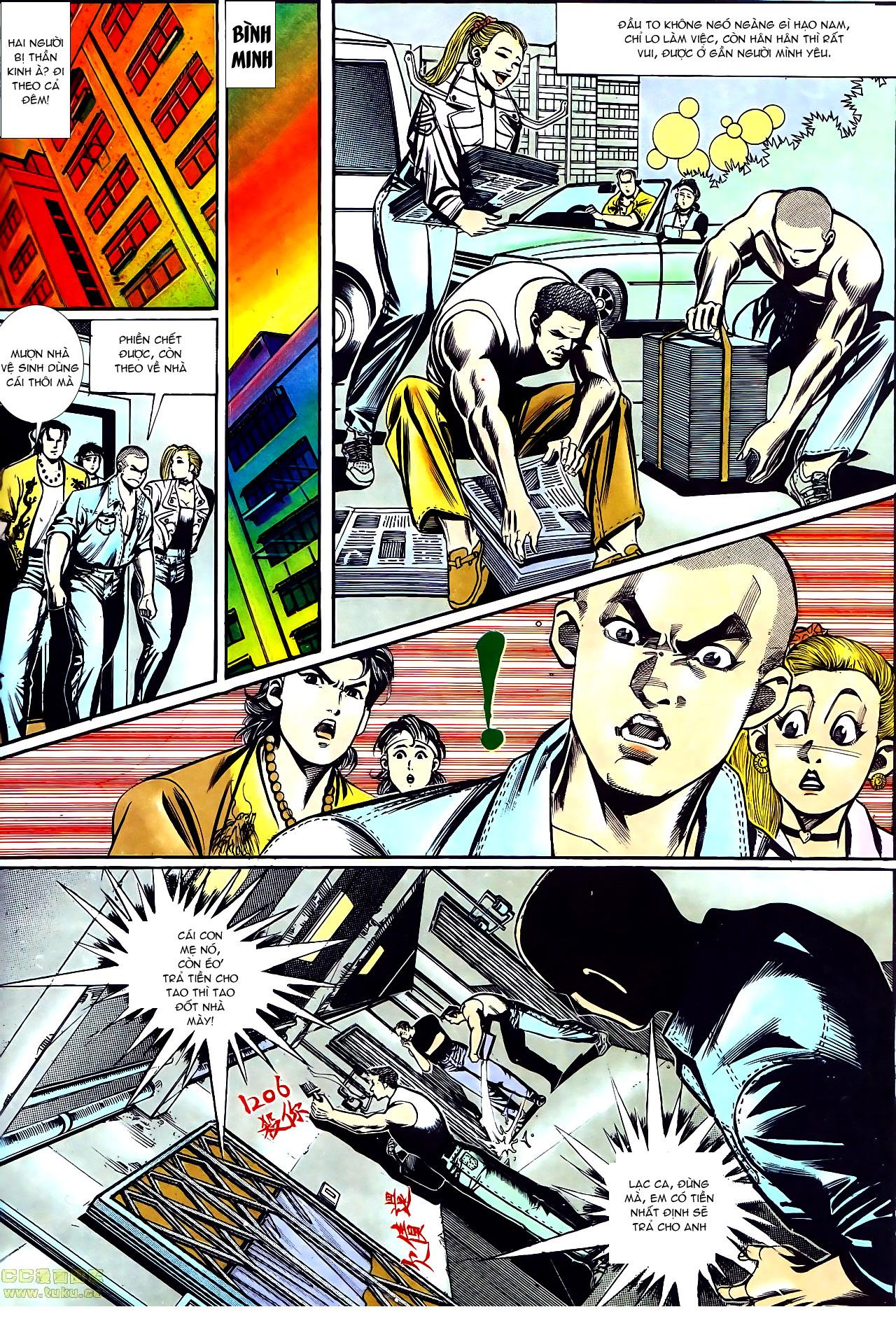 Người Trong Giang Hồ chapter 158: bang phái thanh trừng trang 12