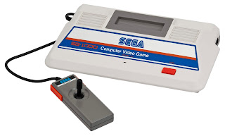 The SG-1000 was Sega's first home console, released in 1983.