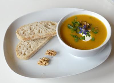 Karotten-Zucchini-Kartoffel-Suppe