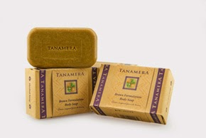 Tanamera Brown Soap