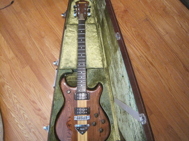 canadian vintage guitar hunt 1978 ibanez mc200 electric guitar. Black Bedroom Furniture Sets. Home Design Ideas