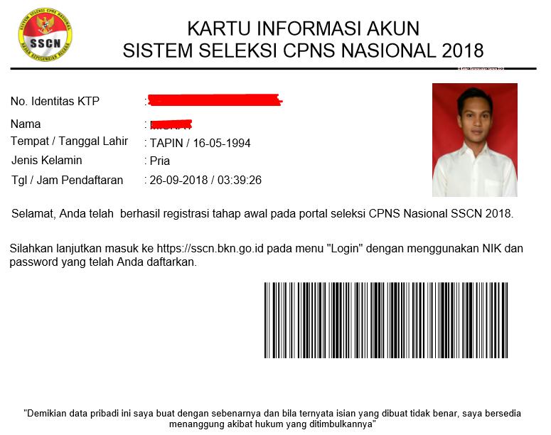 Pengalaman Mendaftar CPNS 2018 dan Berhasil 100% Tanpa Ganguan Server!