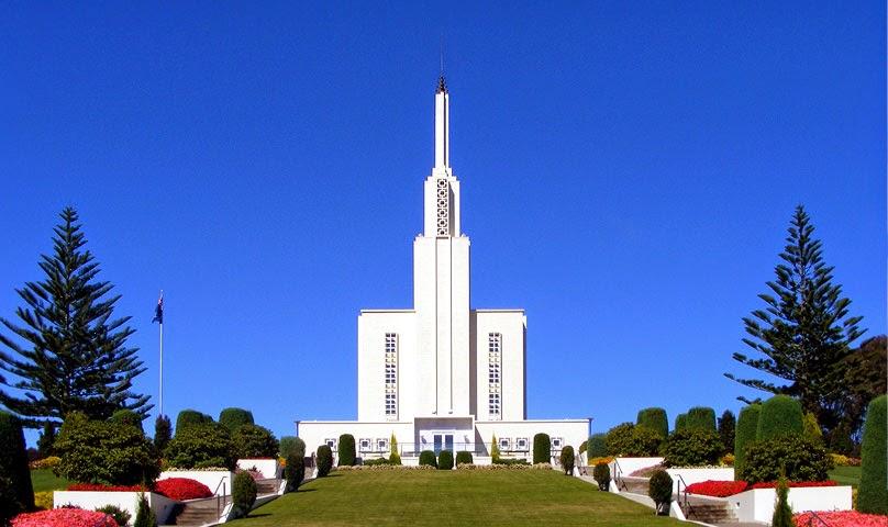 20 interessante Fakten über Mormonentempel