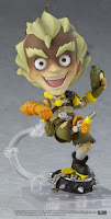 Good Smile Overwatch Video Game Junkrat Nendoroid figure 01