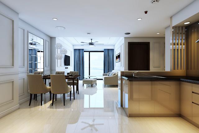 Căn hộ 5 sao Luxury Apartment Đà Nẵng