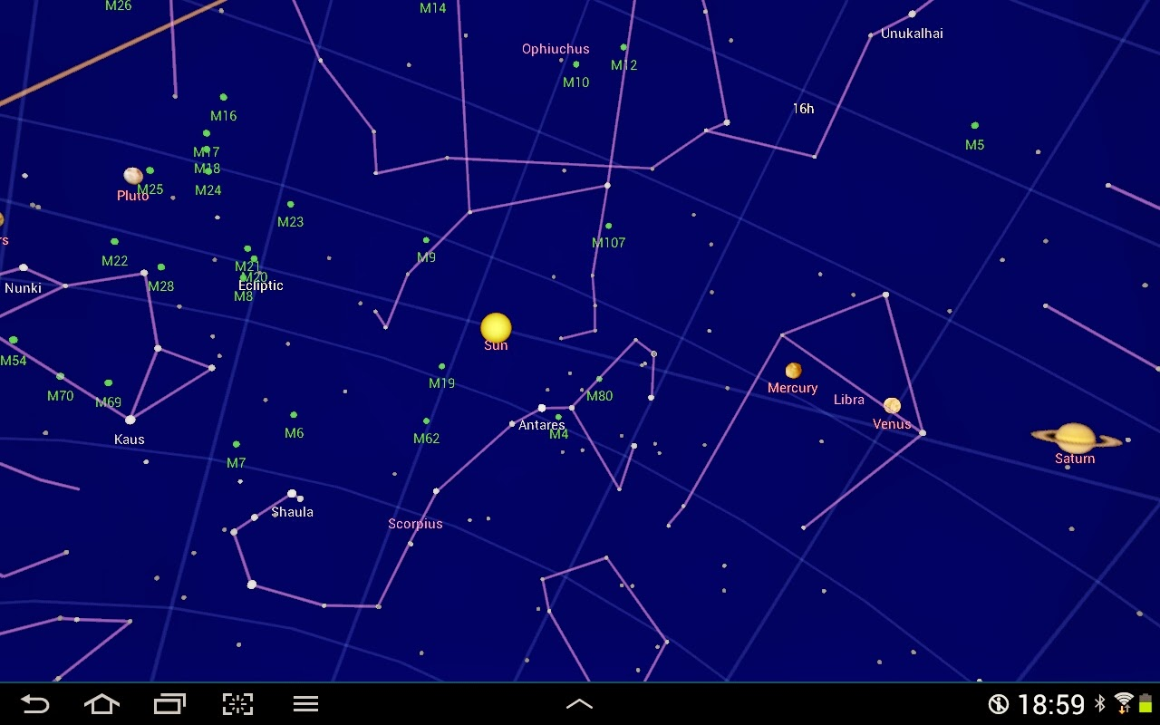 Star Map App For Android.Google Sky Map Astronomy App For Stargazing Enthusiasts Download