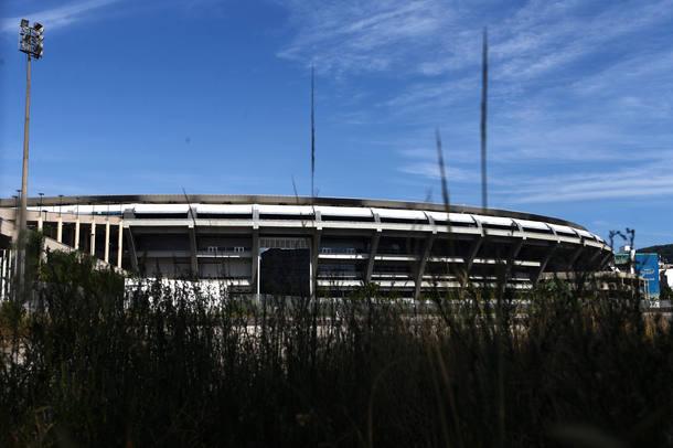 Estádio está em situação de abandono Foto: Fabio Motta/ Estadão