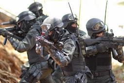 BERITA MILITER : Pasukan Siluman Kopassus Ini Spesialis Pertempuran Jarak Dekat