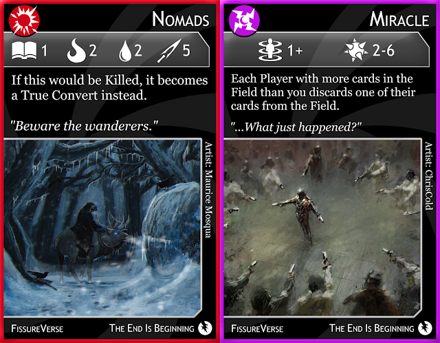 Nomads and Miracle