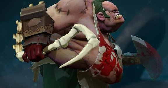 Pudge - Dragonclaw Hook