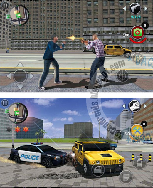 download Game Grand Gangster 3D