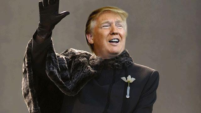 Donald Trump, el club de los libros perdidos, Jennifer Lawrence, Johnny Depp, Los juegos del hambre, noticias virales,