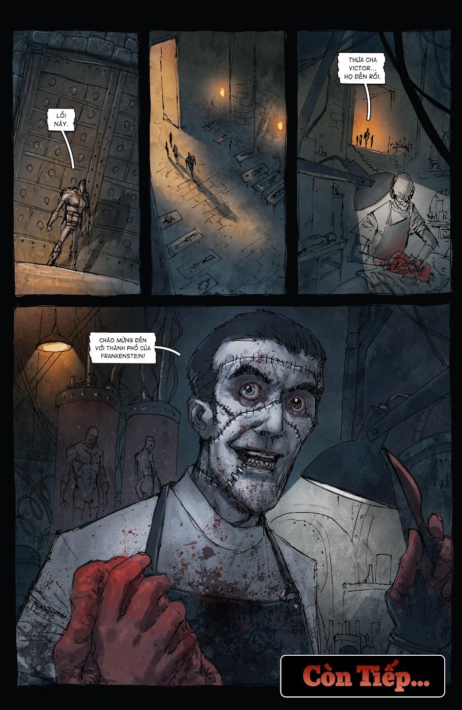 Broken Moon chương 2 trang 23