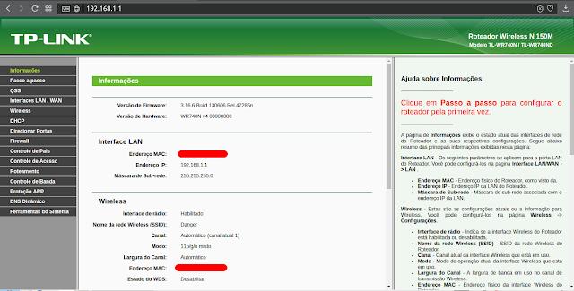 Como adicionar um endereço IP fixo no roteador TP-LINK