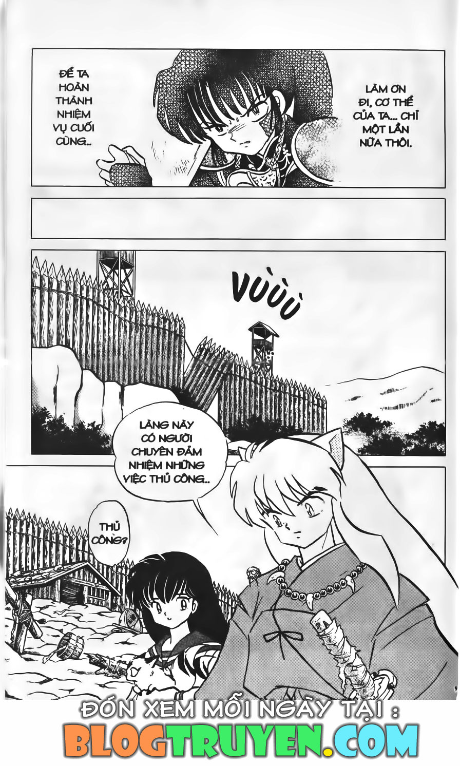 Inuyasha vol 10.1 trang 8
