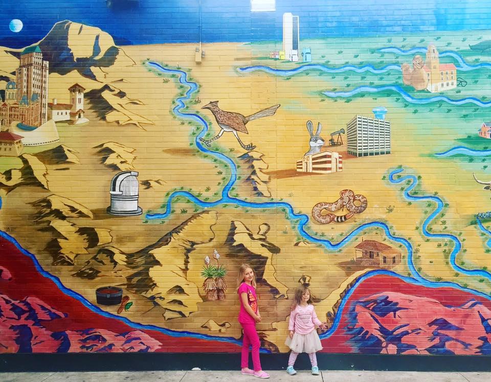 Austin Mogger : Murals of Austin a Tour