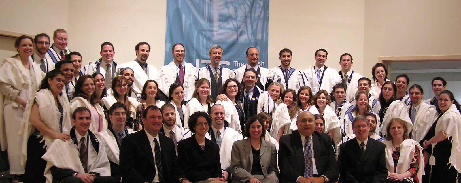 Jewish Theological Seminary Rabbinical School Class of 2004 - Rabbi Jason Miller