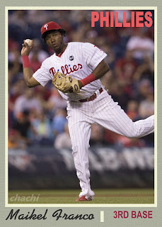 2016 Chachi #3 Maikel Franco