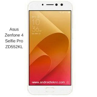 Harga dan Spesifikasi Asus Zenfone 4 Selfie Pro ZD552KL, Kelebihan dan Kekurangan Terbaru 2018