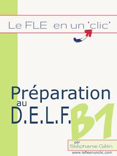 ebook, ebook DELF B1, DELF B1, FLE, le fle en un clic