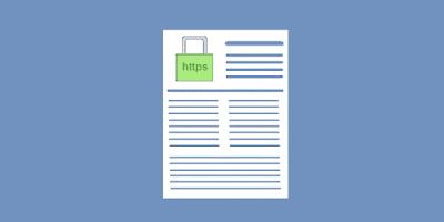 51.3% فقط من مواقع الانترنت تستخدم بروتوكول https