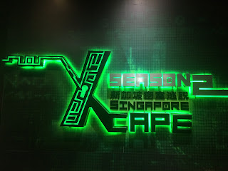 Xcape room