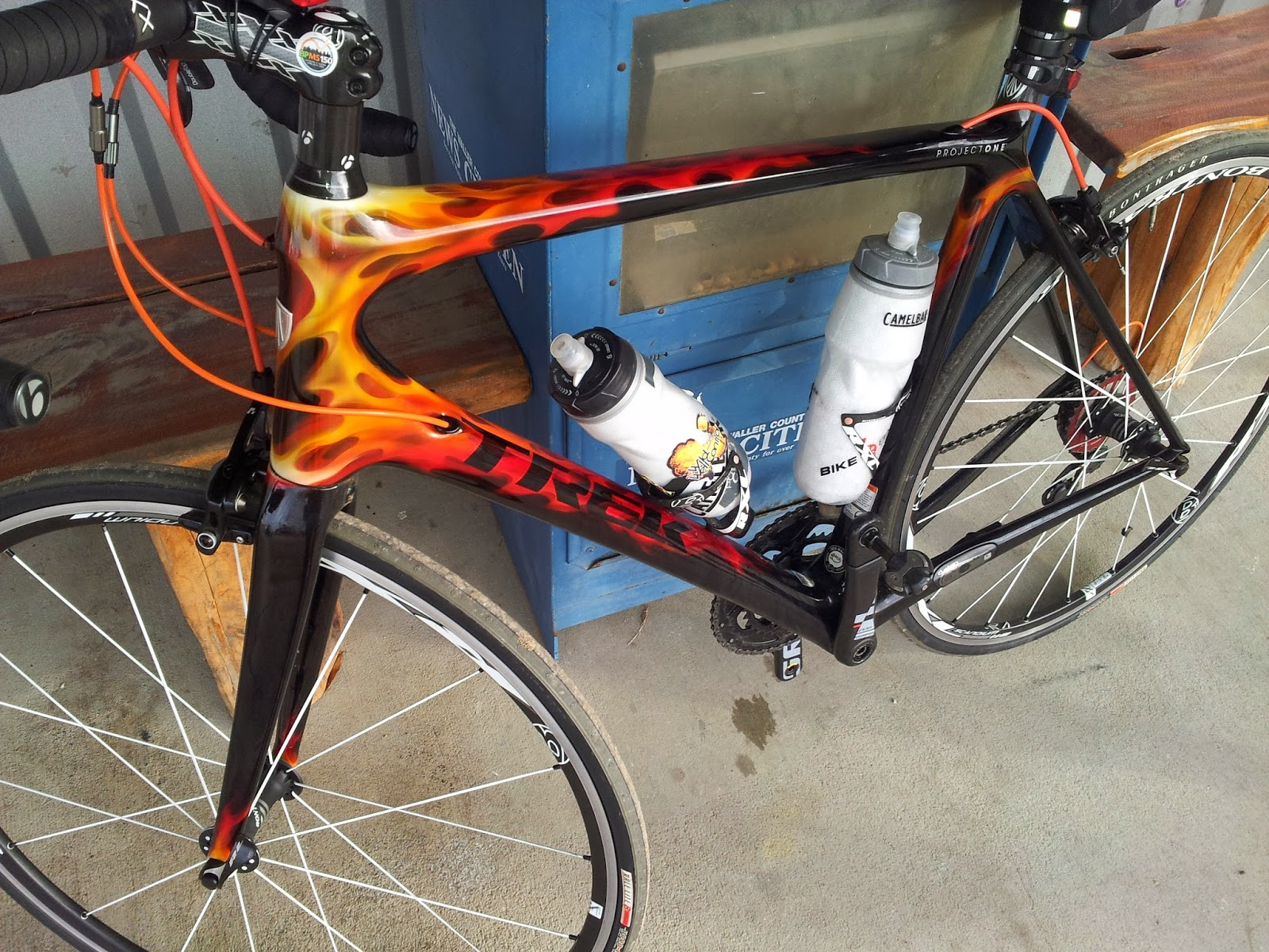 Cycling Space City: Energy Riders MS 150 Training- Week 5