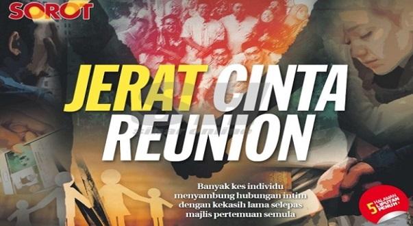 Jerat CINTA Reunion, Group Whatsapp Musnahkan Rumah Tangga