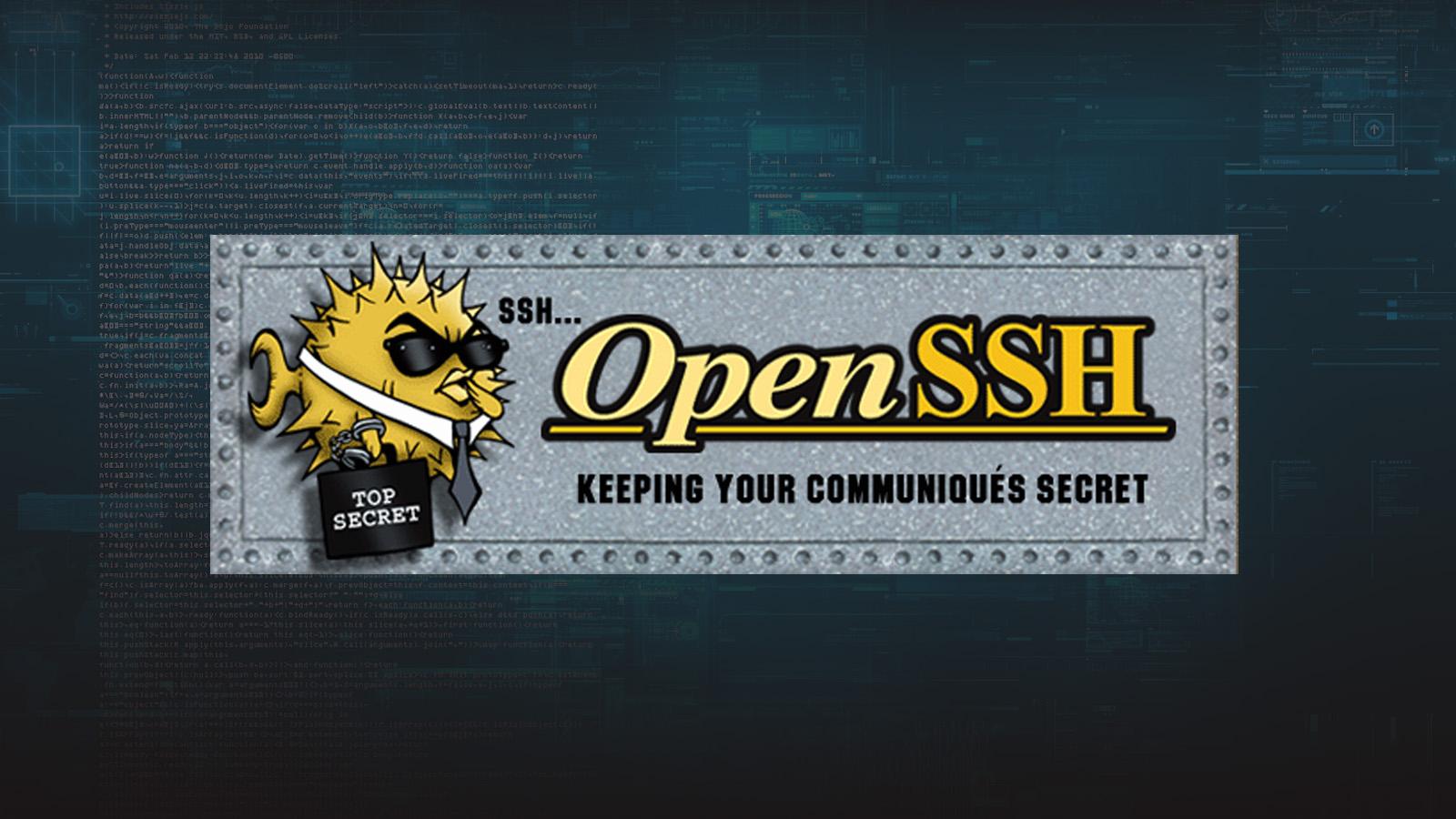 OpenSSH - A Free SSH Protocol Suite