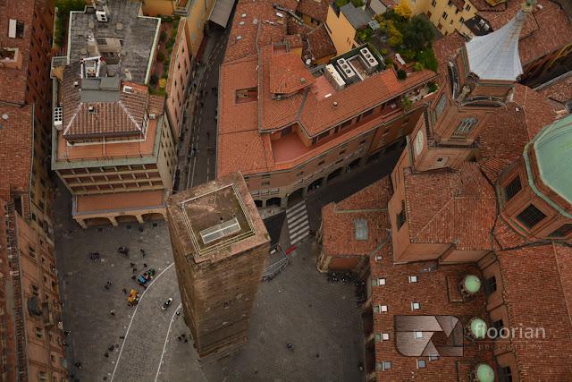 Dwie wieże w Bolonii