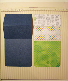 Amy Tangerine's paper pad coordinates with So Jeans cardstock