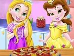 لعبة اميرة طبخ البيتزا