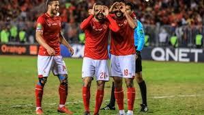 مقابلة فريق الترجي التونسي امام نظيره ضمن الدوري الافريقي للابطال