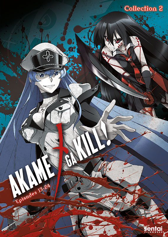 Akame Ga Kill |24/24| |Castellano| |Mega 2 Links|