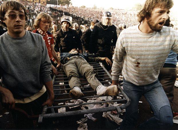 Σαν σήμερα το 1985 η ποδοσφαιρική τραγωδία στο στάδιο Χέιζελ των Βρυξελλών