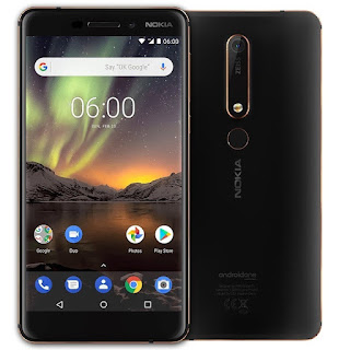 Nokia 6.1 Black/Copper