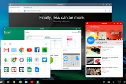 Free Download Operating System Remix OS for Computer or Laptop