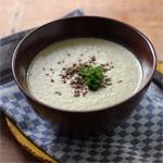 Šalta kreminė brokolių sriuba