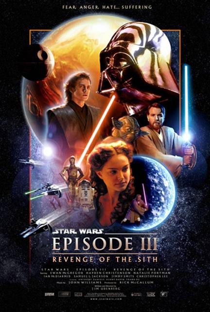 The Geeky Guide To Nearly Everything Movies Star Wars Episode Iii Revenge Of The Sith