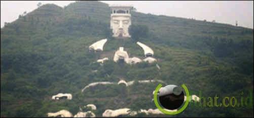 Fengdu, China