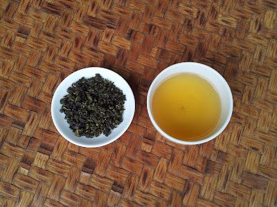 清香烏龍茶