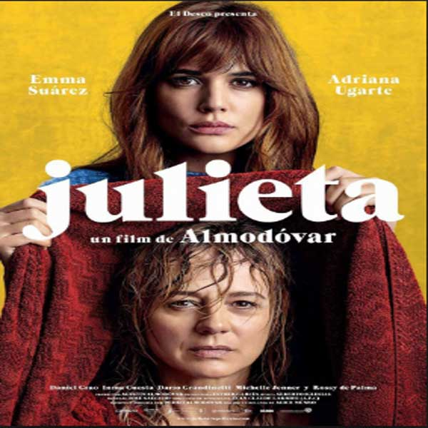 Julieta, Film Julieta, Julieta Synopsis, Julieta Trailer, Julieta Review, Download Poster Film Julieta 2016