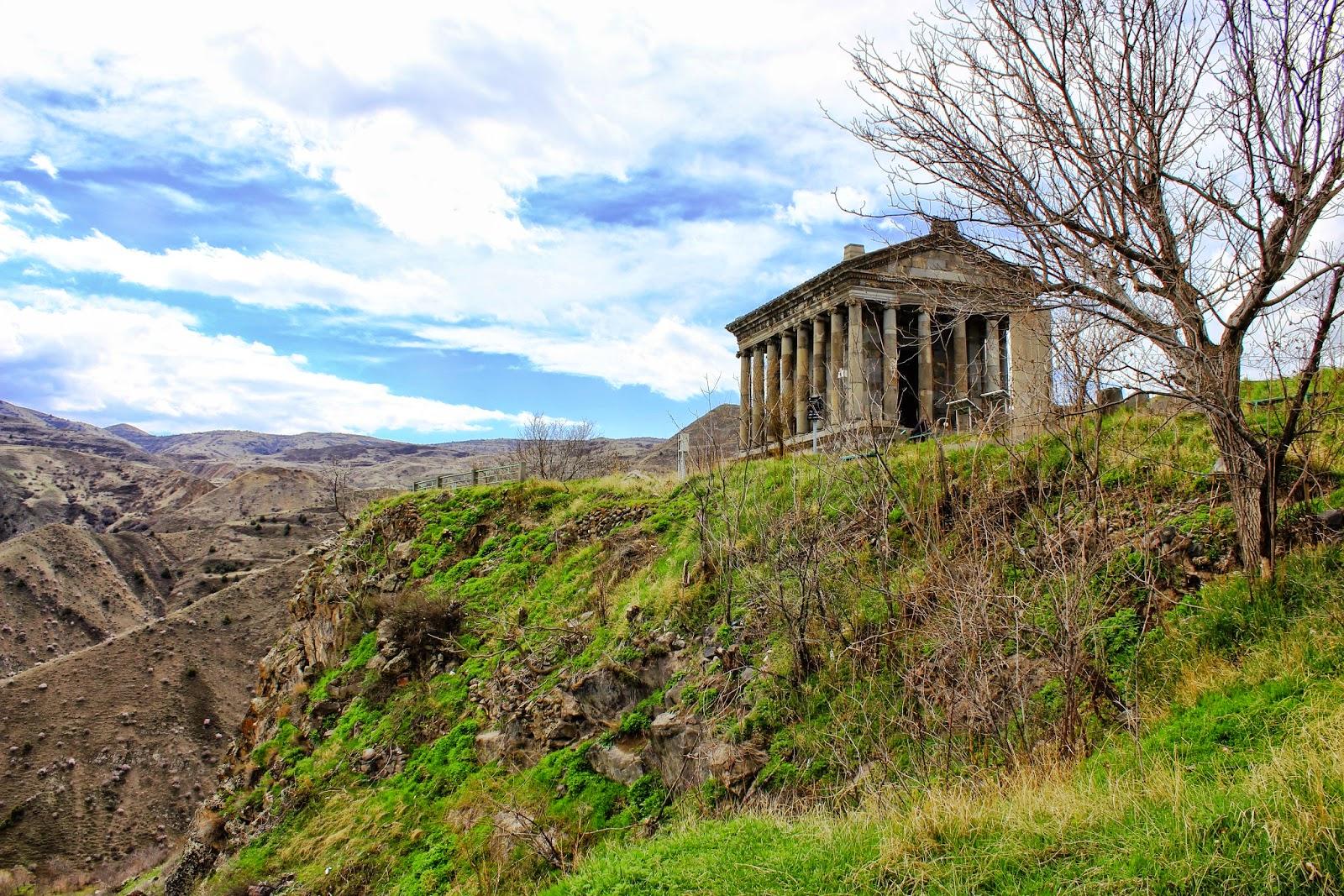 Świątynia w Geghard