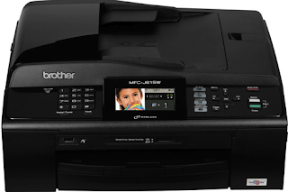 Brother MFC-J615W Printer Driver Windows, Mac, Linux
