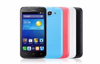 Harga Huawei Ascend Y520 Terbaru, Spesifikasi Android OS v4.4 (KitKat)