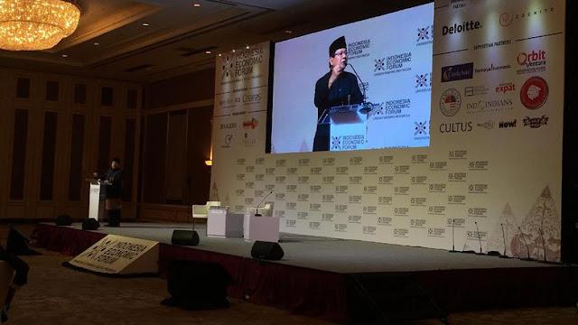 Pidato 'In English', Prabowo Mengupas Kepalsuan Pemerintah Menutupi Realita Ekonomi