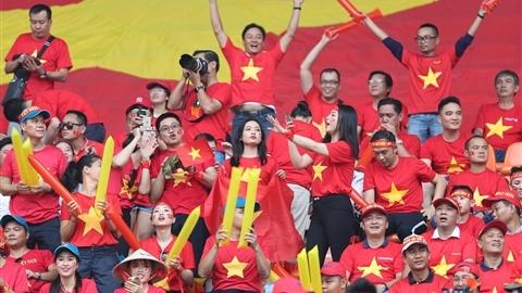 Việt Nam mãi trong tim người hâm mộ bóng đá