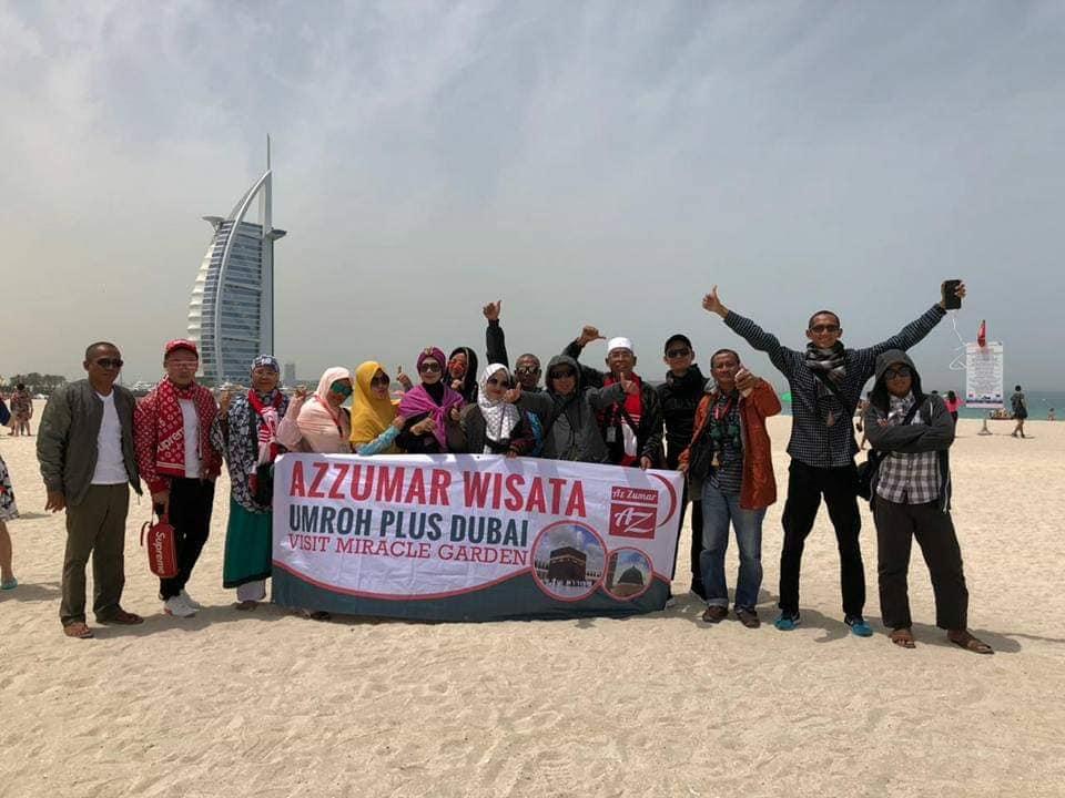 Itinerary Program Umroh Plus Dubai 12 Hari