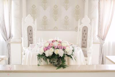 tavolo sposi villa valete