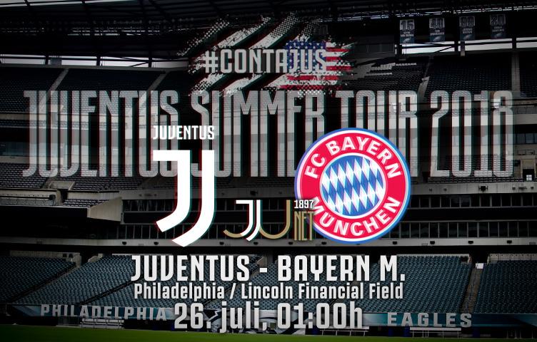 Prijateljska utakmica / Juventus - Bayern M., četvrtak, 01:00h